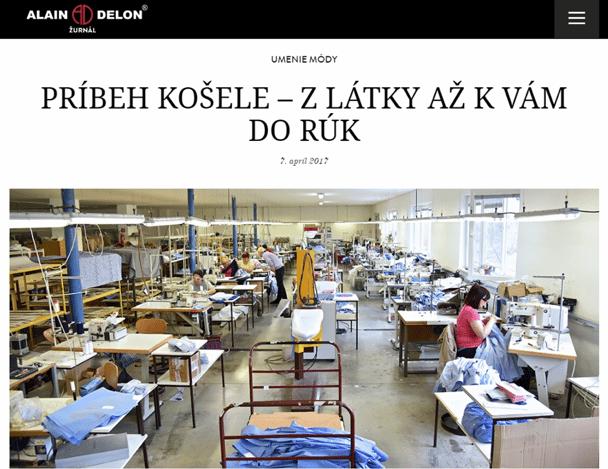 Why Alain Delon Runs His Own Online Magazine [Case Study]